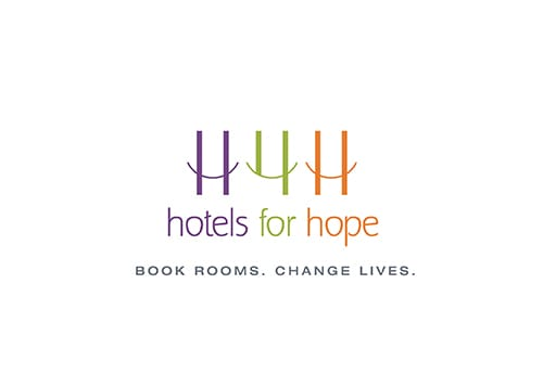 Hotels for Hope logo