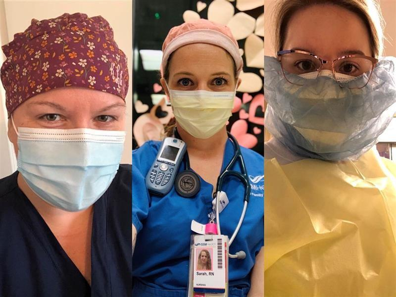 Three Innovative Nurses Find Ways to Help Moms and Their Newborns Thrive During Uncertain Times