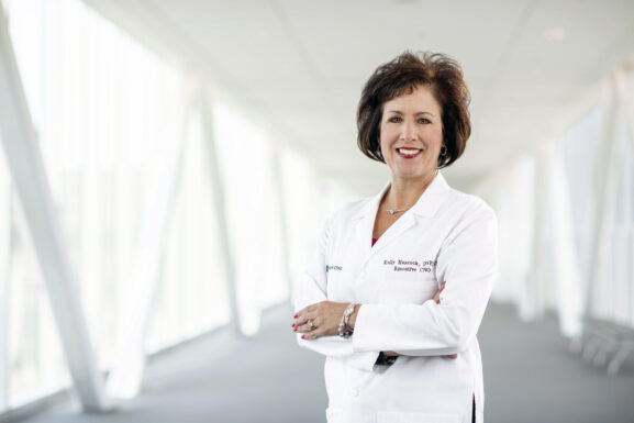 Nursing Pioneer Kelly Hancock