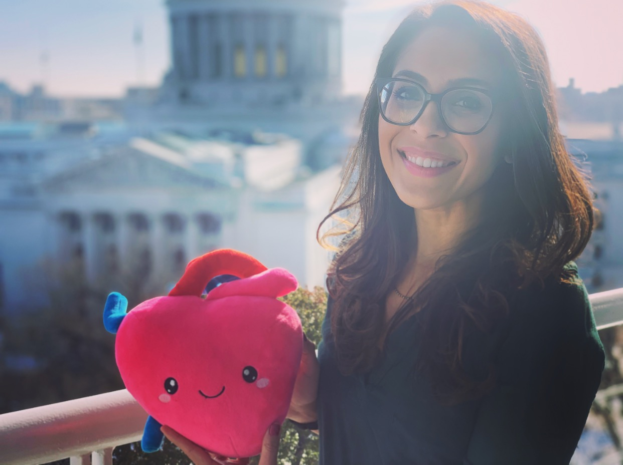 Dr. Ronak Mehta Uses Her Plush Nerdbugs to Educate and Ignite a Science Passion in Younger Generations