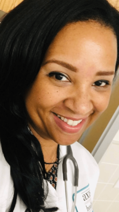 Gia Gray, MD, RUSM Class of 2003