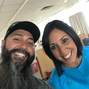 Jose and RUSM Nurse