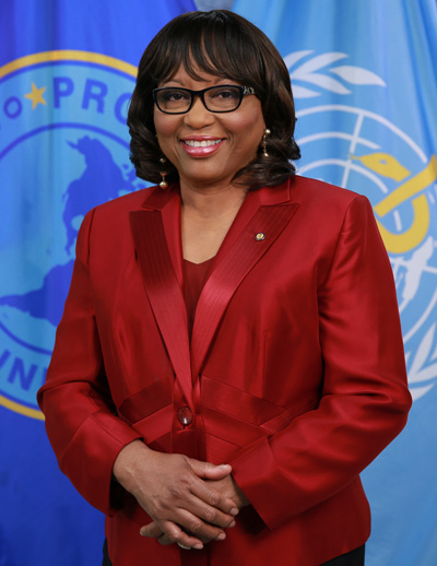 PAHO Director and Global Health Leader Dr. Carissa Etienne to Address RUSM Class of 2021